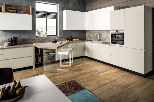 Cucina moderna Eco design Mia Paola Elisa mobili