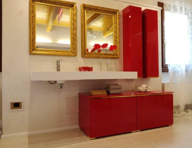Bagno moderno jacana offerta - Bagno moderno rosso ...