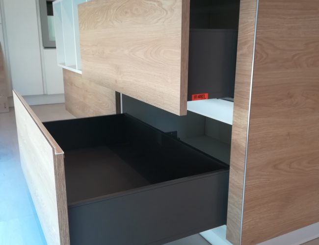 sistemi per contenere in cucina