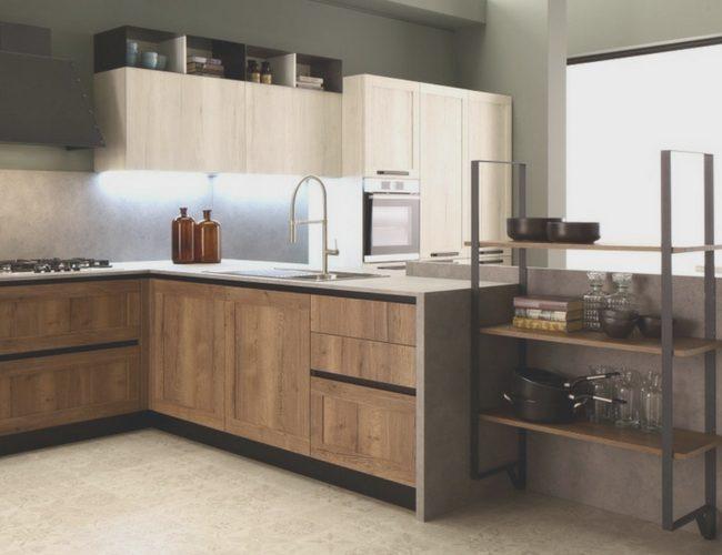Cucina stile industriale Paola Elisa Mobili