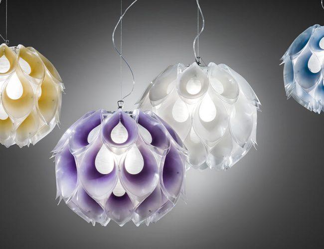 Flora slamp lampada - complementi darredo Paola elisa mobili