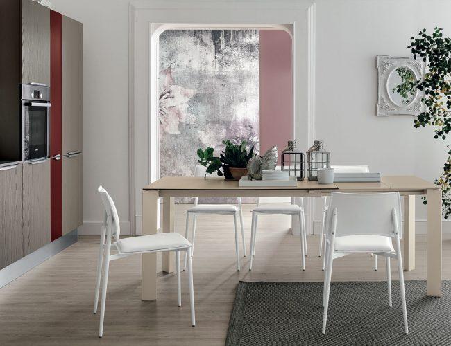 Tavoli allungabili adatti a cucina e zona living