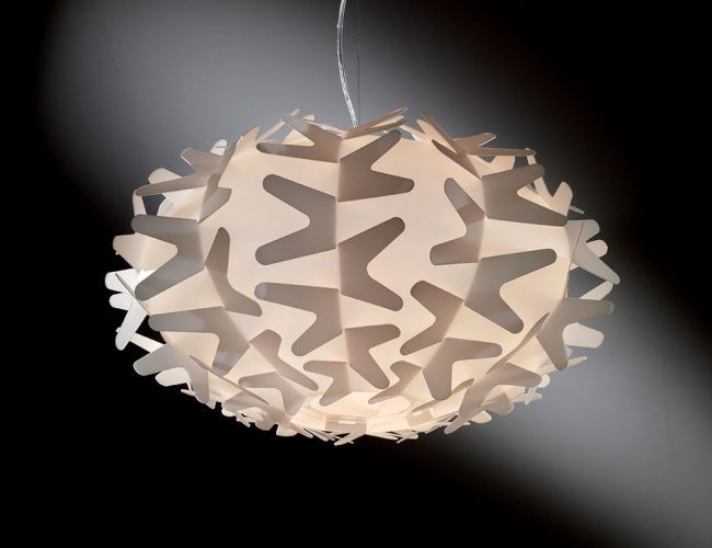 cactus-lampada Slamp Paola elisa mobili