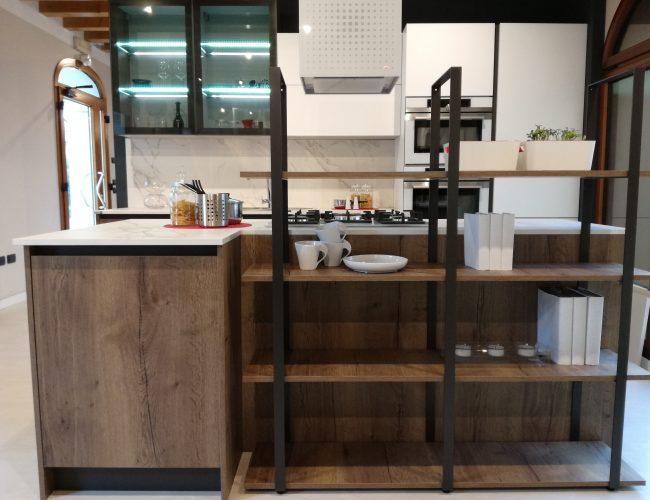 Cucina industrial design Iside Atlanta Paola Elisa Mobili