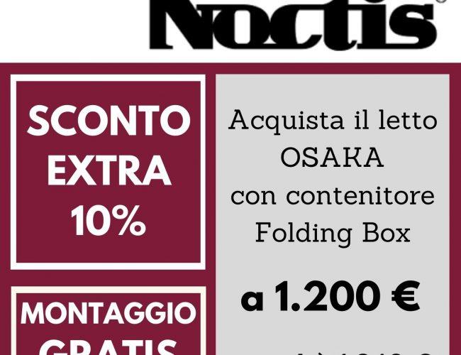 letto imbottito Osaka solo 1200 euro Paola Elisa Mobili
