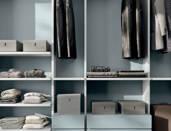 personalizzare i colori della tua cabina armadio