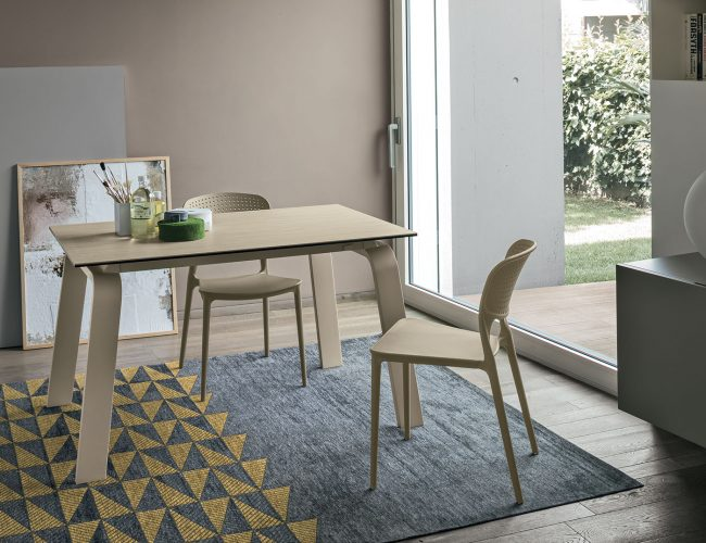 tavolo Deimos rettangolare allungabile