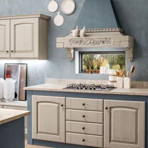 Cucina Costanza Arredamento classico e moderno Paola Elisa mobili