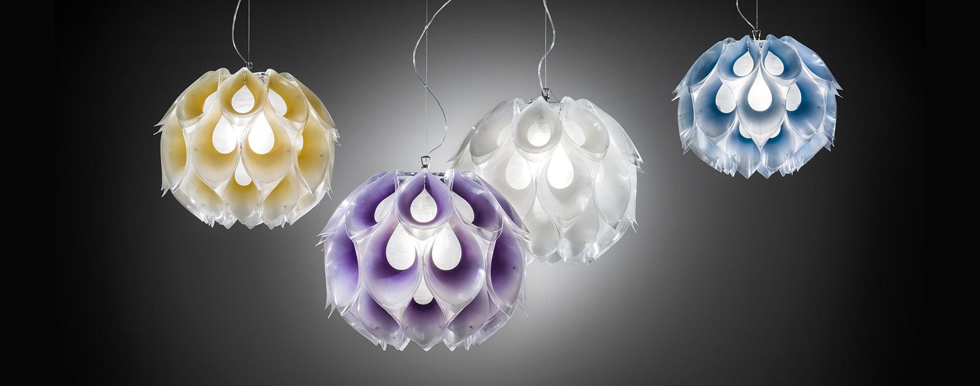 Lampada Flora da Paola Elisa mobili