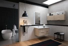 arredare il bagno con colori chiari