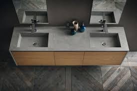 materiali ricercati per il lavabo