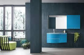 mobile bagno colorato