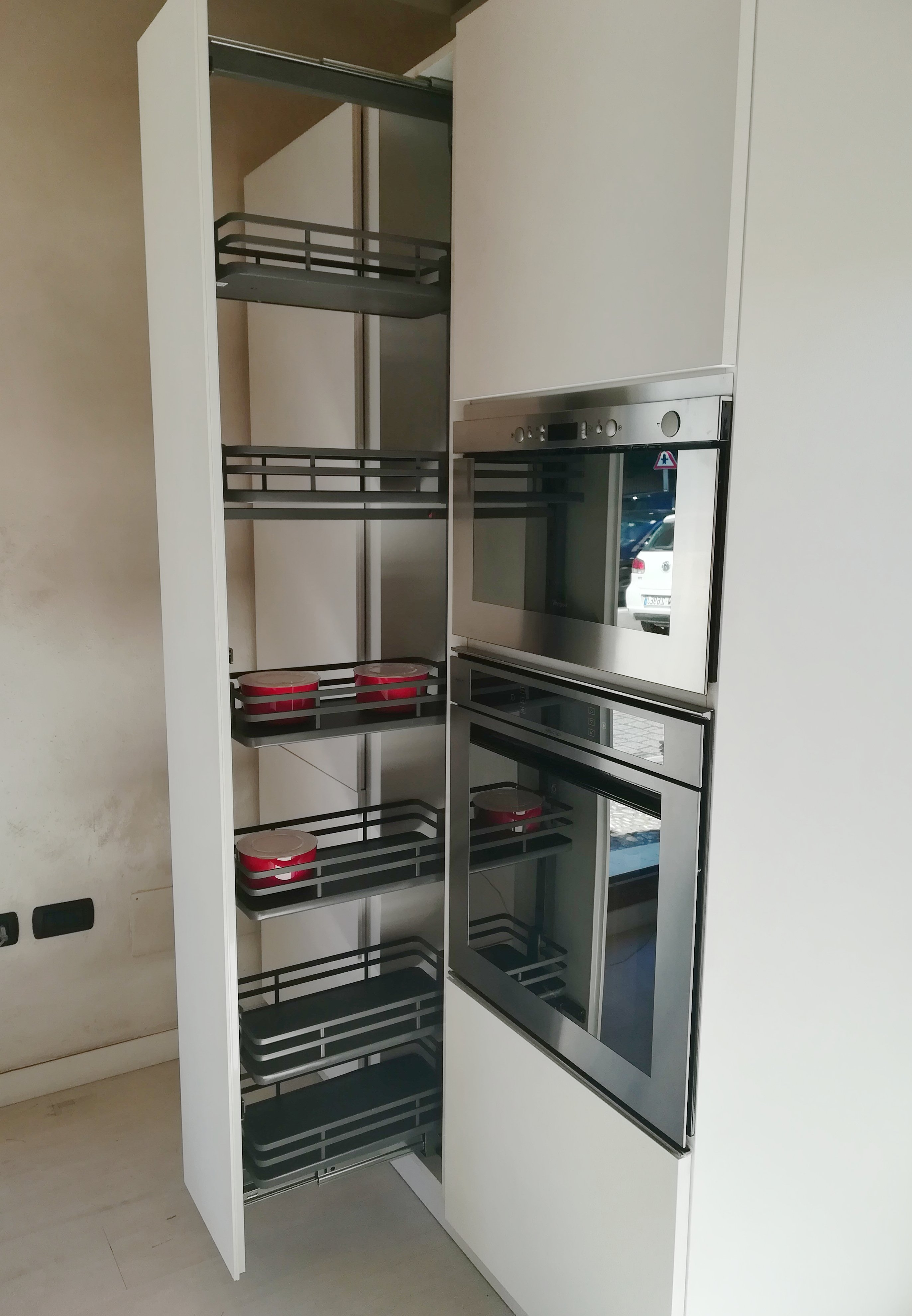 accessori dispensa in cucina