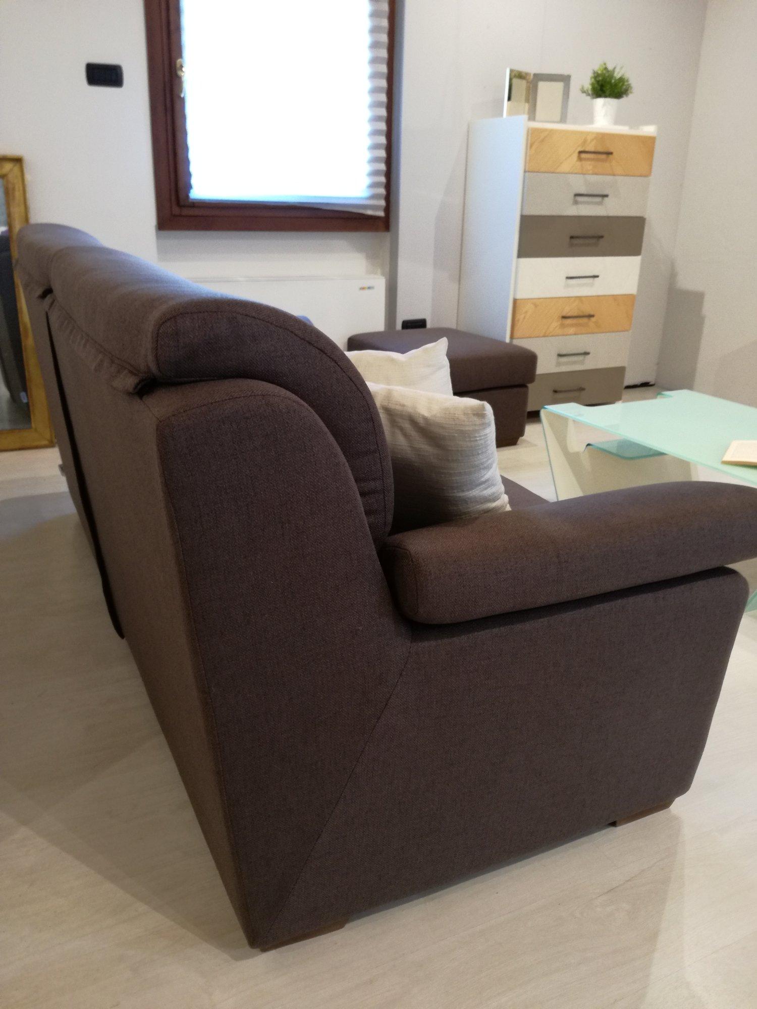 occasioe divano 3 posti sfoderabile cm 210