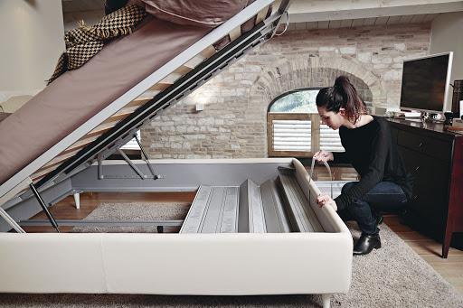contenitore folding box di Noctis da Paola Elisa Mobili