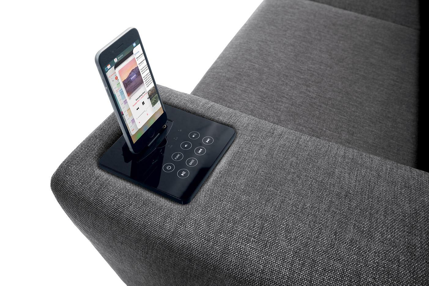 Accessori tecnologici per divani Felis